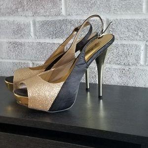 EUC Qupid platform heels